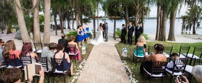Lakeside Ceremony Space
