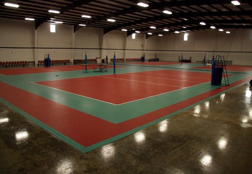 2 Volleyball Court Spaces Near The Woodlands Tx