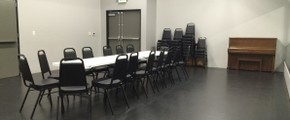 Chance Theater Classroom