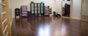 Beautiful Separate Dance Room