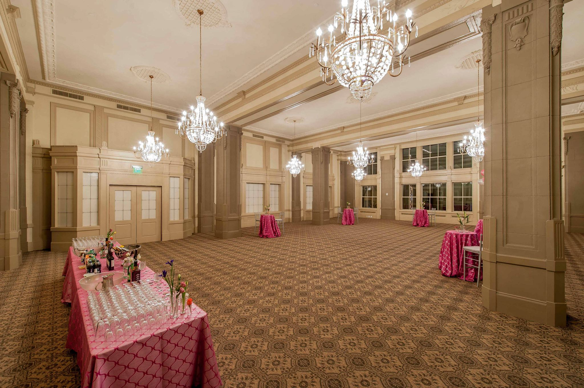 Share My Space At The John Marshall Ballrooms With Condition: Ballroom,  Richmond, Baby