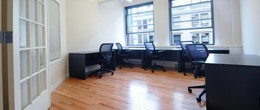 Windowed Office for 6-8 People