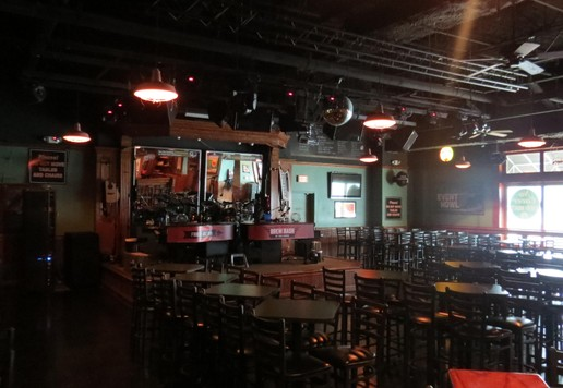 Share My Space At Howl The Moon With Condition Bar Kansas City