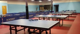 Table Tennis Playing Facility