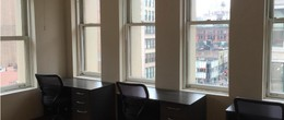 Windowed Office for 6 People
