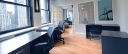 Private Windowed Office