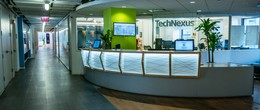 Co-working at TechNexus