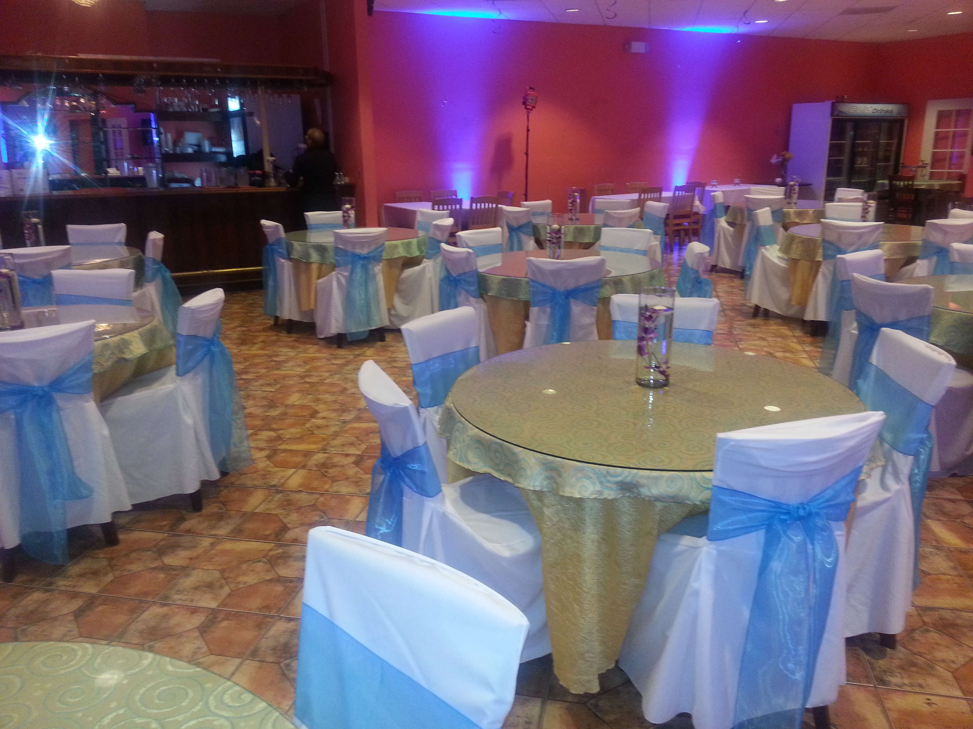 Share My Space At Palace Banquet Hall With Condition: Private Dining,  Davie, Baby