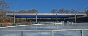 Large Outdoor Rink