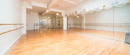 A Boutique Skylight Dance Studio