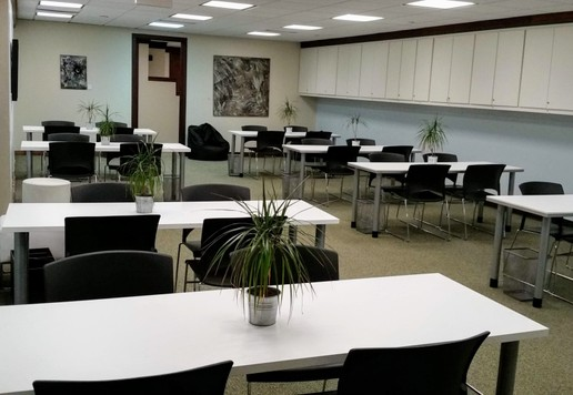abeb159e38 Share my space at mindwarehouse with condition  Training Room