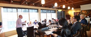 City Room  at SF Wine Center