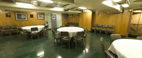 Officers' Wardroom