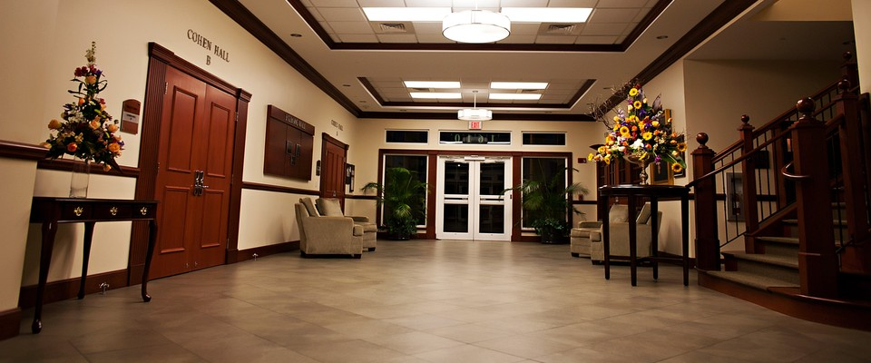 Kerr Lobby | Reception Hall Venue for Rent in Tampa