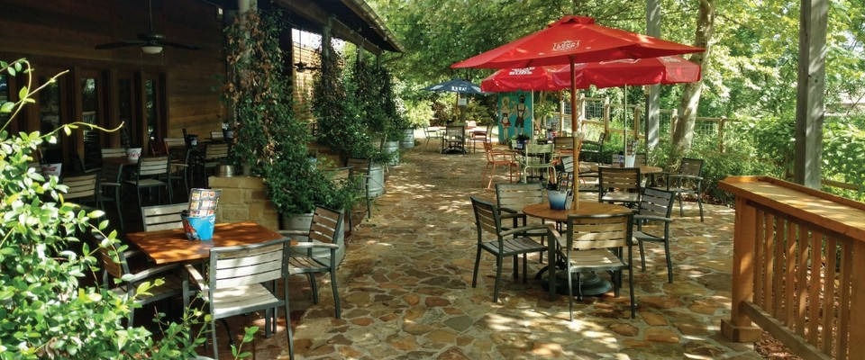 River Patio Restaurant Venue For Rent In New Braunfels