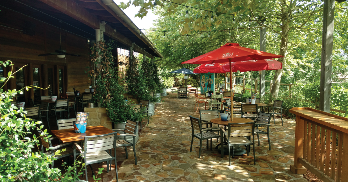 Share My Space At River Hofbrau With Condition: Restaurant, New Braunfels, Baby  Shower