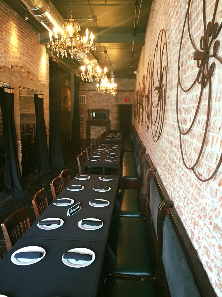 Share My Space At Basil Short North Banquet Space With Condition:  Restaurant, Columbus,