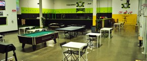 Sports and Warehouse Facility