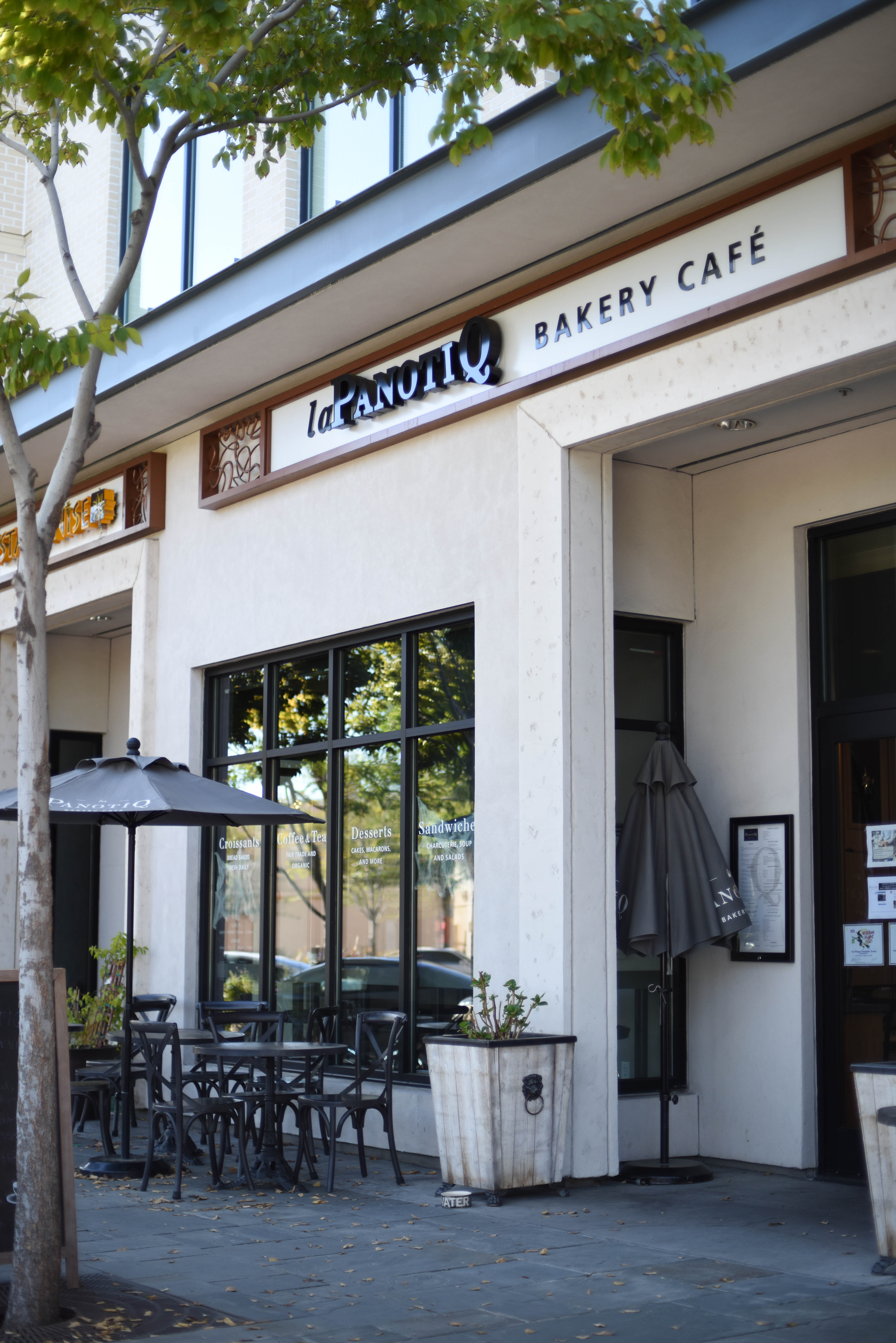 share my space at la panotiq bakery cafe livermore with condition restaurant livermore