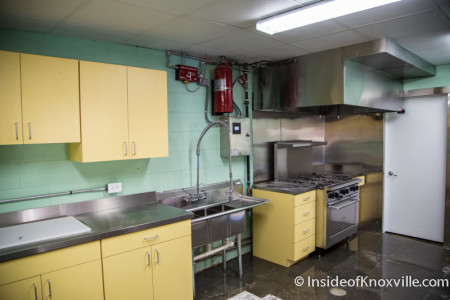 Share My Space At The Central Collective With Condition: Commercial Kitchen,  Knoxville, Commercial