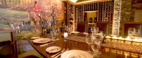 The Wine Cellar Dining Room