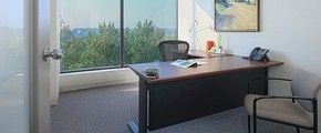 Exterior Office Space w/ View