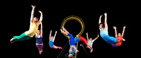 Flying Trapeze Party