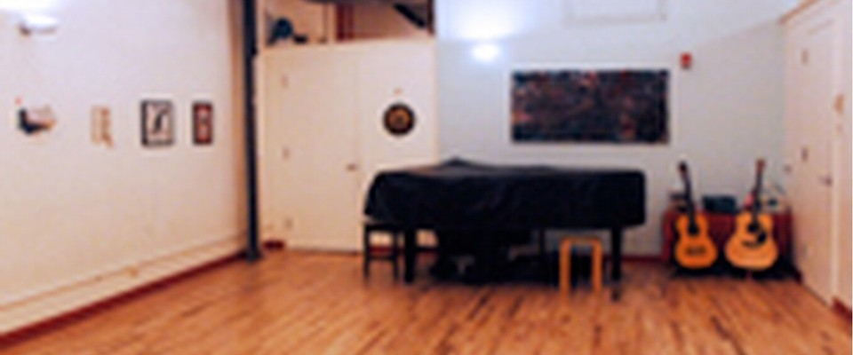 Music Room Studio Venue For Rent In New York