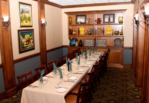 18 Private Dining Spaces Near Trumbull Ct