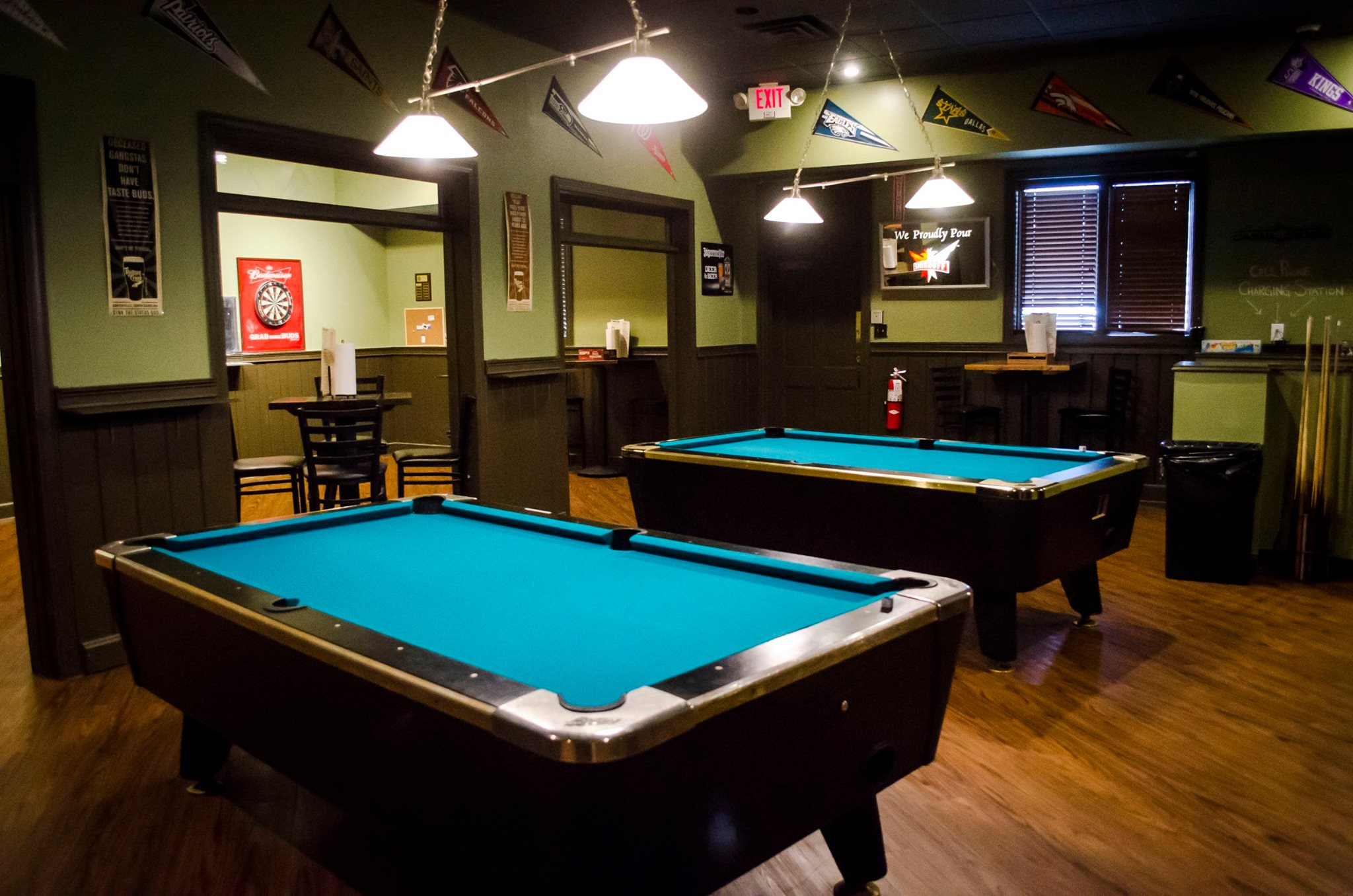 Share My Space At Local Cue With Condition: Bar, Greenville, Bachelor Party,
