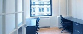 Windowed Office for 2-3 People