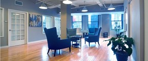 Office for 25 & Private Rooms