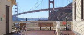 Golden Gate Bridge Overlook