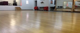 Large Dance Space