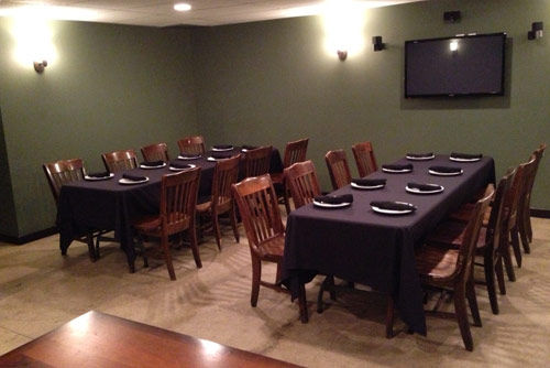 Share My Space At Basil Short North Banquet Space With Condition: Private  Dining Room,
