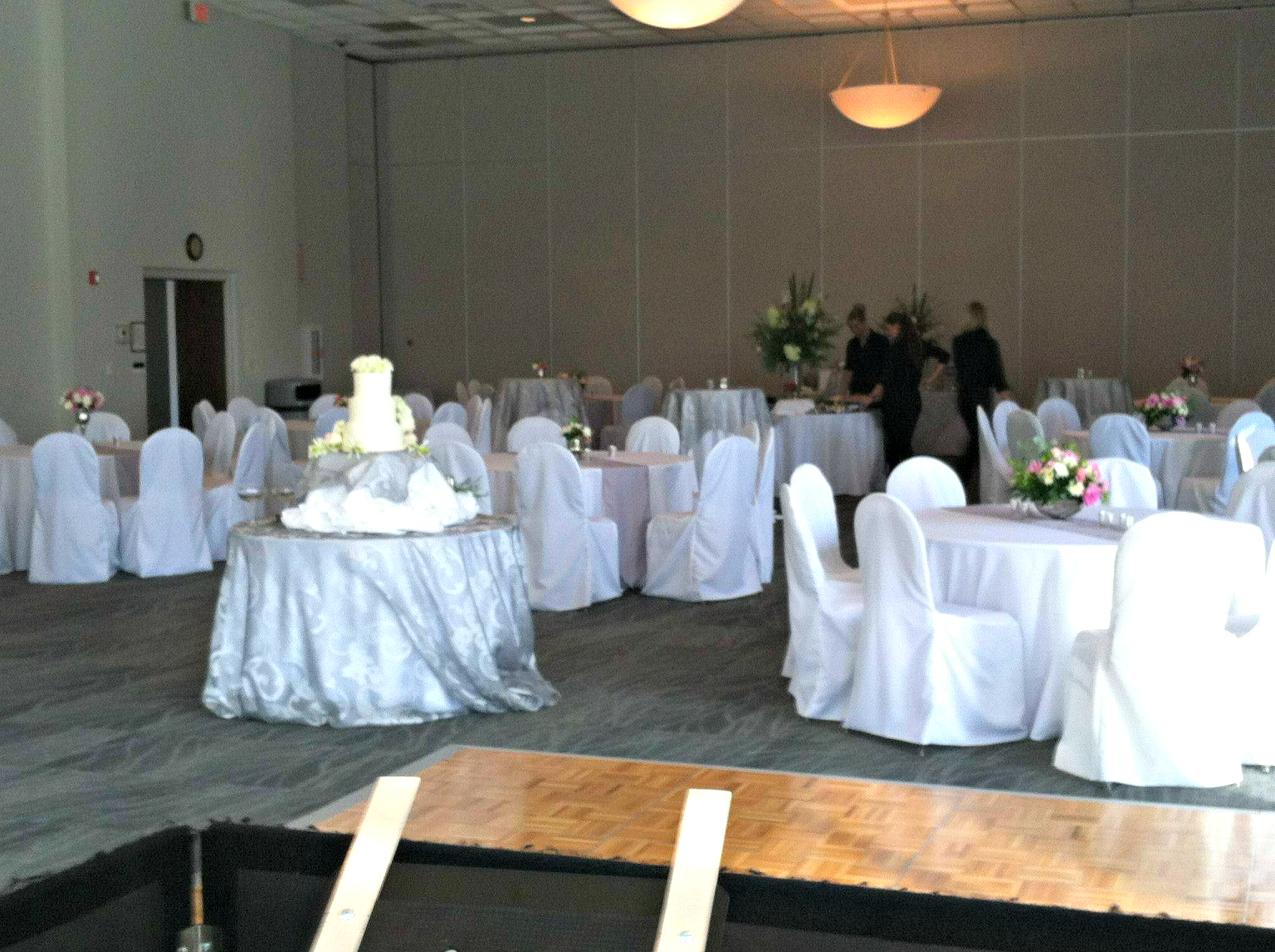 Share My Space At The Charles Mack Citizen Center With Condition: Ballroom,  Mooresville,