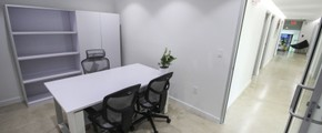 Ground level Private Office
